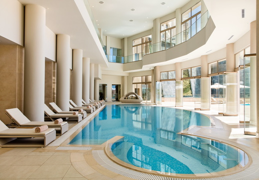 Ikos Oceania | Spa - Interior Pool