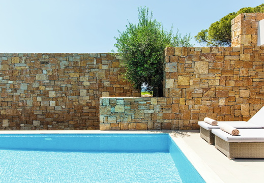 Ikos Olivia | Private Pool - Suite