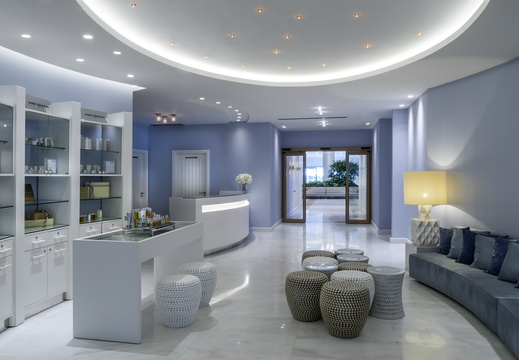 Ikos Olivia | Spa Reception Area