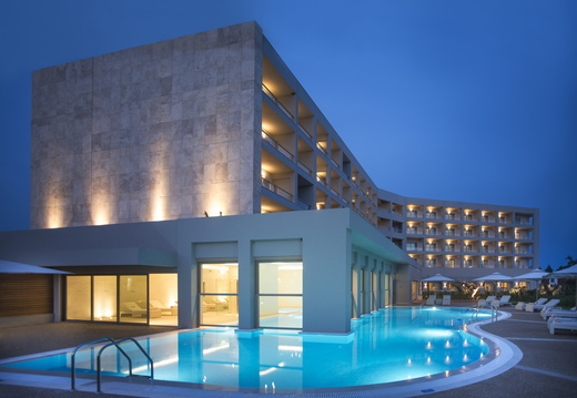 Ikos Olivia | Spa Pool Exterior View