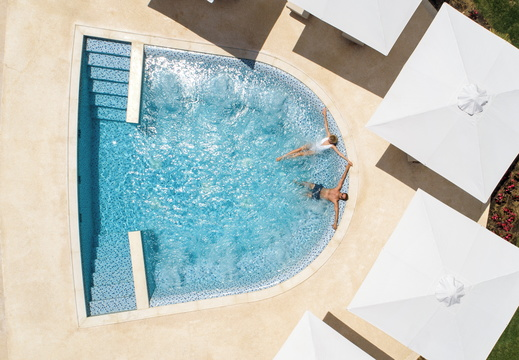 Ikos Dassia | Outdoor Jacuzzi pool