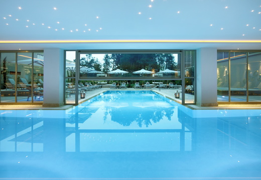Ikos Dassia | Spa - Indoor Pool