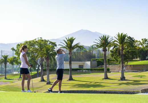 Ikos Andalusia | Golfing couple