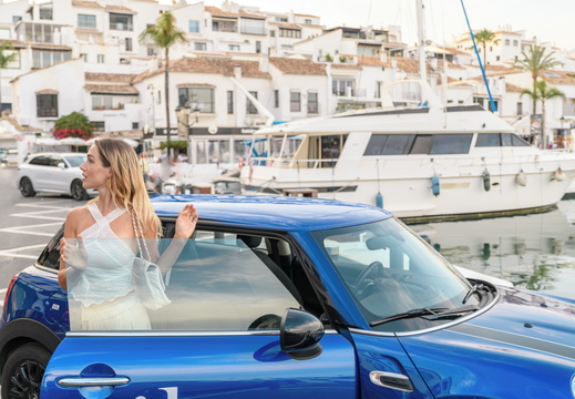 Ikos Andalusia | MINI Drive Adventure Puerto Banus