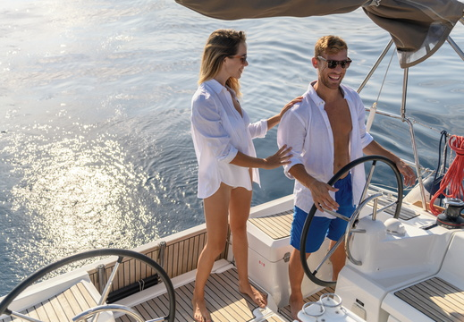 Ikos Andalusia | Sailing Couple