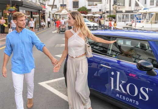 Ikos Andalusia | Puerto Banus MINI couple