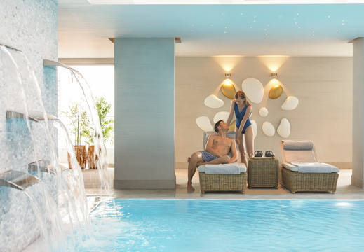 Ikos Aria | Spa Pool Couple